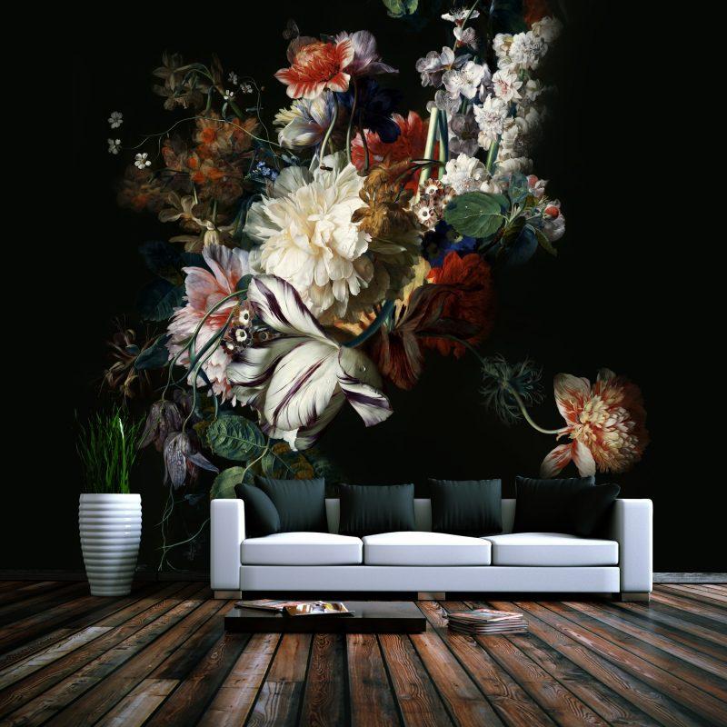 tapeta-kwiaty